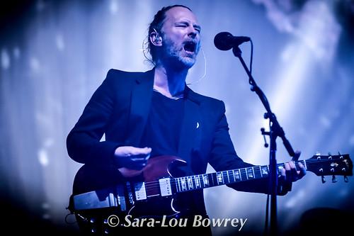 Radiohead - Glastonbury 2017