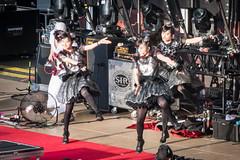 BABYMETAL at Shoreline Amphitheatre #11 (satoshikom) Tags: panasonicdmczs100 babymetal shorelineamphitheatre heavymetal concert yuimetal moametal sumetal