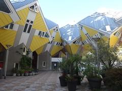 Rotterdam: Cube Houses (harry_nl) Tags: cube houses kubuswoningen netherlands nederland 2017 rotterdam pietblom blaaksebos
