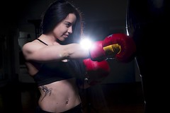 What do you think about this photo? (salas-3) Tags: light female stron bodybuilder gym people creative beautiful nikond750 dramatic boxing fitness stronggirl girl one portraits portrait