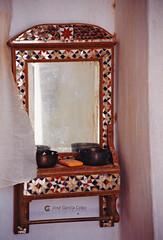 199909 Yemen Hadramaut (55) Tarim (Nikobo3) Tags: asia orientemedio arábiga arabia penínsulaarábiga yemen hadramaut tarim desierto desiertoramlatassabatayn culturas travel viajes nikon nikonf70 f70 fujicolorsuperia100iso película nikobo joségarcíacobo sigma70300456