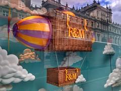 Fortnum & Mason (brimidooley) Tags: london city citybreak travel uk england shop fortnumandmason window greatbritain britain gb europe unitedkingdom londra londres ロンドン 런던