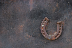 Horseshoe on the wall (sergeimarkov) Tags: backgrounds barn brown building color decoration design dirty door effect emotion farm feature hardwood history horizontal horse horseshoe image iron level luck material metal obsolete old panel pattern plank positive retro rural rust rusty sign steel styled symbol textured wall weathered west wood