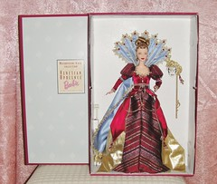 2000 Venetian Opulence Barbie (Deboxed) (1) (Paul BarbieTemptation) Tags: limited edition masquerade gala collection venetian opulence 1999 barbie katiana jimenez fantasy
