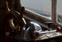 IMG_1362 (markcarne) Tags: lowestoft suffolk boat wheel engine controls