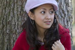 Earring (ChrisandMei) Tags: mei 20041229048 lady headshot pretty chinese asian woman girl feminine femme fille attractive sweet cute beauty lovely amateur wife gorgeous beautiful glamour hair 女孩 女人 mujer niña женщина