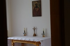 Księżówka, apartament św. Jana Pawła II (kaplica)