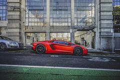 2015 Lamborghini Aventador LP700-4 (Leighton Wallis) Tags: sony alpha a7r mirrorless ilce7r 1635mm f40 emount sydney northsydney nsw newsouthwales australia lambo lamborghini aventador v12 834 lp7004