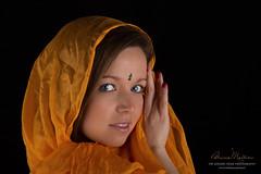 Retrato (Patrícia Martins Photography) Tags: dança estudio fogo joana laranja retrato