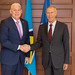 WIPO Director General Francis Gurry Meets Saint Lucia Prime MInister