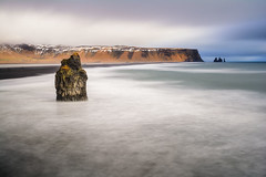 Dyrholaey (pajavi69) Tags: panorama iceland islandia isla travel trip nikon nubes nature naturaleza nikkor d710 seascape waterscape water sea sunset dyrhólaey landscape outdoor mountain airelibre atardecer filtros longeexposure largaexposición le paisaje agua mar playa cielo costa