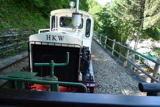 林業が盛んだった当時を体感することが出来る 赤沢森林鉄道|赤沢森林資料館