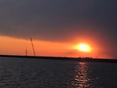 Sunset (Andrew Penney Photography) Tags: lake hefner lakehefner atthelake okc sunsetorangepearl sunset colors