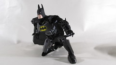 Batman (vicent steffens (gerou 100)) Tags: lego ccbs dc superheroes batman figure moc custom creation