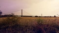 Humber Bridge (Sarah Elizabeth R) Tags: humberbridge eastridingofyorkshire yorkshire northlincolnshire architecture landscape