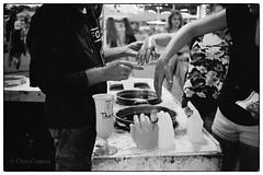 Wax hands (SixthOrder) Tags: 716 fair street hp5 summaron m2 leica film