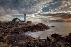 For Whatever We Lose (karenhunnicutt) Tags: portlandheadlighthouse portland maine capeelizabeth atlanticocean karenhunnicuttphotographycom fineartphotographer