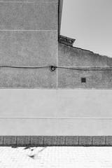 Torrevieja, Alicante (Pascal Heymans) Tags: alicante espagne españa facade fassade fotokunst mauer mur muur orihuelacosa spain spanien spanje torrevieja wand blackandwhite bw contemporarylandscape fachada façade gevel pared photo photography sociallandscape urban urbanlandscape wall zw zwartwit es canoneos6d pascalheymans