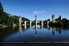 Pont Valentré (Azraelle29) Tags: azraelle azraelle29 lot france sonyslta77 tamron1024