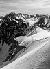DSC04092 (michaelabalu) Tags: bw france hiking apline alps landscape snow snowlines snowtrails
