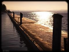 My dream of distant shores (Geir Bakken) Tags: landscape seaside pier sundown sunlight water sea m43 mirrorless microfourthirds dream hipster perfectbeauty beautiful bestpicture norway norge yabbadabbadoo reflection
