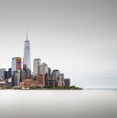 One World Trade Centre (Fern Blacker) Tags: longexposure landscape network manhattan oneworldtradecenter square finest city travel architecture