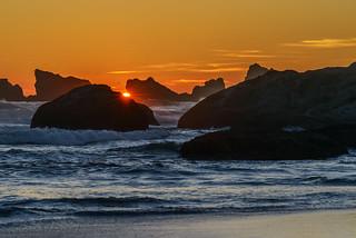 Sundown Oregon