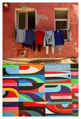 Clothes&Colourd (oiZox) Tags: clothes colors colourfull streetphotagraphy urbano fotourbana urban bilbao euskadi euskalerria depthoffield d750 nikon