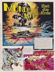 ZACK / 1977 Nr. 20 / Seite 3 (micky the pixel) Tags: comics comic heft koralleverlag zack josécardona mondbasisalpha1 space1999 tvadaption sf scifi sciencefiction