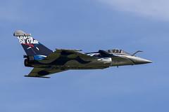 Dassault Rafale C - 4 (NickJ 1972) Tags: duxford iwm imperial war museum air festival airshow 2017 aviation dassault rafale c 133 4gl