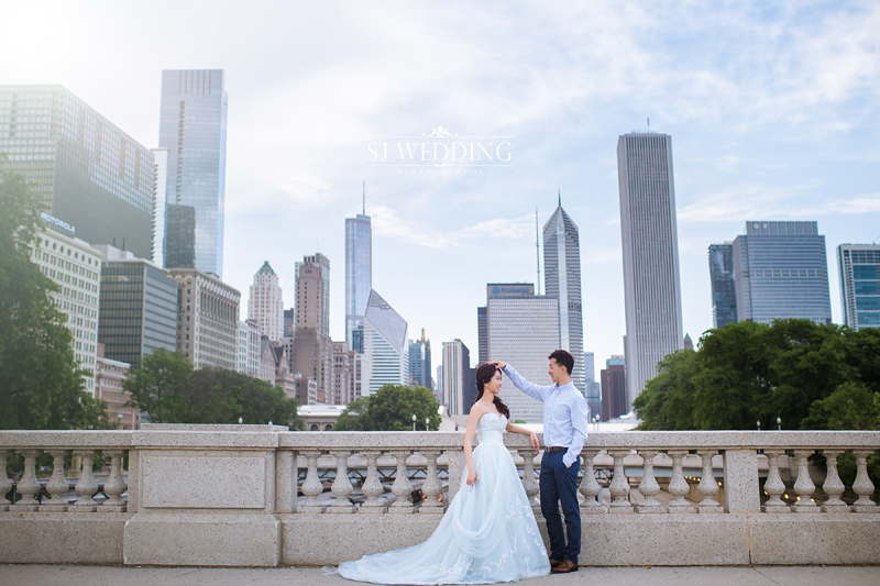 芝加哥,海外婚紗,婚攝鯊魚,Chicago