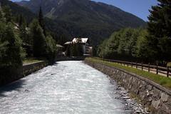Champoluc, Ayas (vastanogiovanni) Tags: fiumi valledaosta vacanze 2011