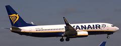 Boeing 737-8AS EI-FZJ (707-348C) Tags: dublinairport dub eidw airliner jetliner boeing boeing737 ryanair b738 collinstown passenger ryr dublin eifzj