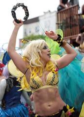 IMG_1116# (GadgetAndrew) Tags: coneyisland mermaidparade mermaid parade brooklyn brooklynusa