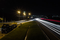 Ayrton Senna Highway (SP-070) (Marcos Jerlich) Tags: highway ayrtonsenna longexposure lights colours city urban road cityscape saopaulo brazil canon canont5i canon700d efs1855mm marcosjerlich