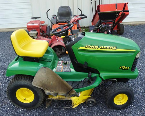 John Deere LT155 Riding Mower ($560.00)