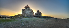 Sevanavank (Vincent Rowell) Tags: raw tonemapped hdr armenia sunrise sevanavank lakesevan church monastery sigma816mm southcaucasus2017 photoshopped