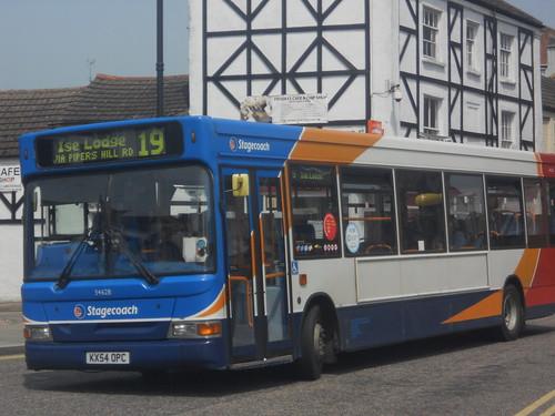 Stagecoach 34628 KX54 OPC
