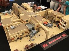 IdS@LLD Star Wars Tage 2017_60 (Bricknator) Tags: imperium der steine angus mcinnes lego star wars rogue one tatooine landingcraft sentinel shuttle ids legoland tage