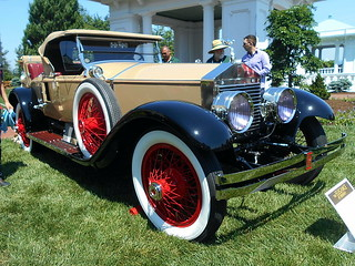 1925 Rolls-Royce Springfield Silver Ghost Piccadilly by Brewster