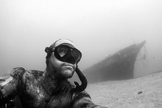 Shipwreck Selfie