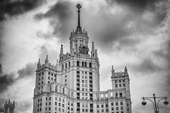 Kotelnicheskaya Embankment, Moscow (kitchener.lord) Tags: moscow russia travel impressions architecture 2017 fujinonxf1855
