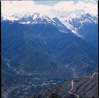 Meili Mountain, Yunnan