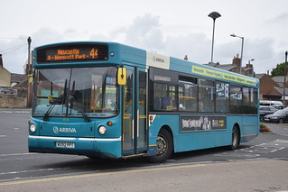 Arriva North East 4516 W292PPT