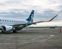 THAT EMBRAER WING (AvgeekJoe) Tags: iflyalaska alaskaair alaskaairlines d5300 dslr erj170200lr erj175 erj175lr embraer embraererj170200lr embraererj175 embraererj175lr internationalairport ksea n176sy nikon nikond5300 seatac seatacinternational seatacinternationalairport seattle seattletacomainternational seattletacomainternationalairport skywestairlines washington washingtonstate aircraft aircraftbeacon airplane airport aviation beacon jetliner plane