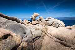 Rock of Campomoro (Richard.North) Tags: 2017 corsica nature rocks see rdnh landsape campomoro