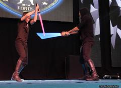 TGSSpringbreak_LesGardiensDeLaForce_027 (Ragnarok31) Tags: tgs springbreak toulouse game show gardiens force jedi star wars obscur art martial combat