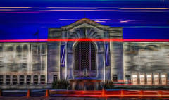 Southampton Civic centre building (P Sterling Images) Tags: southampton civic centre tower clock hampshire art museum landmark guildhall city image exterior building deco outdoors library england seacity architecture square window uk council street home sky gallery stone vertical road door municipal blue theatre old entrance offices wall night dark longexposure vibrant summer colourful