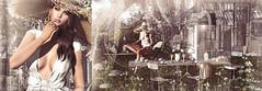 Vintage Mix. (Kimbra Iridescent) Tags: kustom9 thearcade collabor88 c88 decocrate luxebox keke tarte revival tia zenith littlebones glamaffair dahlia cynful zaara theskinnery veechi kirinposes junk lode zerkalo