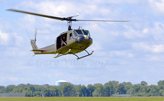 "UH-1 Iroquois ""Huey"" (Evo1ve) Tags: airshow helicopter dayton uh1 iroquois huey skysoldiers"